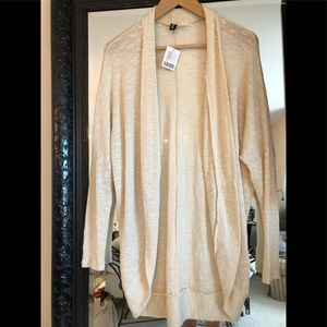 New with tags ivory sweater